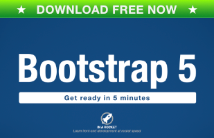 Bootstrap 5 quick guide